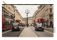 Oxford Street In London Carry-all Pouch