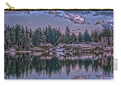 Oyster Bay 1 Carry-all Pouch by Timothy Latta