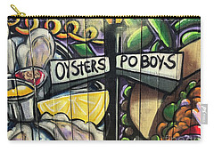 Oyster Poboys Carry-all Pouch