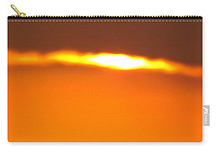 Ozark Sunset 2 Carry-all Pouch by Don Koester