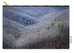 Ozarks Trees #4 Carry-all Pouch