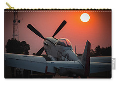 P51 Sunset Carry-all Pouch