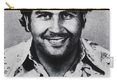 Pablo Escobar Mug Shot 1991 Vertical Carry-all Pouch