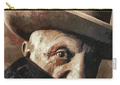 Pablo Picasso Carry-all Pouch by Dragica Micki Fortuna