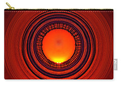 Pacific Beach Pier Sunset - Abstract Carry-all Pouch