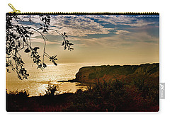 Pacific Cove Paradise Carry-all Pouch by Joseph Hollingsworth