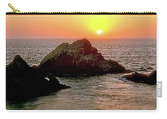 Pacific Express Carry-all Pouch by Ira Shander