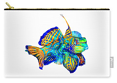 Pacific Mandarinfish Carry-all Pouch