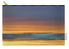 Pacific Northwest Sunset Carry-all Pouch