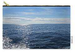 Pacific Ocean Carry-all Pouch by Cindy Murphy - NightVisions
