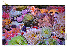 Pacific Ocean Reef Carry-all Pouch