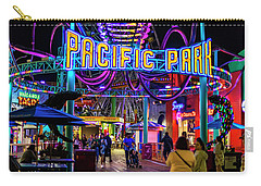 Pacific Park - On The Pier Carry-all Pouch