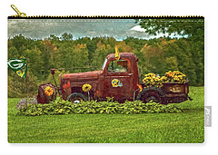 Packers Plow Carry-all Pouch by Trey Foerster