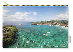 Padang Bai Panorama In Bali Carry-all Pouch