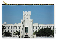 Padgett-thomas Barracks Carry-all Pouch by Ed Waldrop