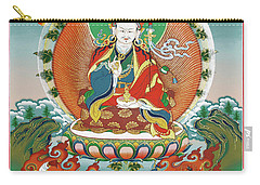 Padmasambhava Carry-all Pouch by Sergey Noskov