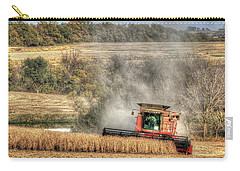 Page County Iowa Soybean Harvest Carry-all Pouch