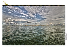 Paint Brush Sky - Ft Myers Beach Carry-all Pouch