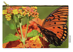 Painted Fall Colors Carry-all Pouch