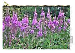 Painted Fireweed Carry-all Pouch