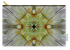 Painted Flowers #6253_4 Carry-all Pouch