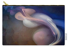 Painted Fractal Composition Carry-all Pouch by Gun Legler