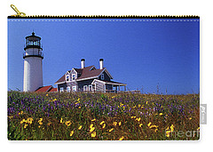 Painted Highland Lighthouse Cape Cod Carry-all Pouch
