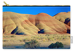 Painted Hills Extreme Pano  Carry-all Pouch