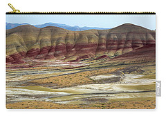 Painted Hills View From Overlook Carry-all Pouch