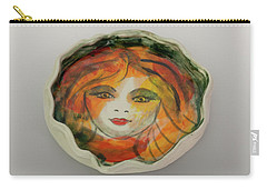 Painted Lady-1 Carry-all Pouch