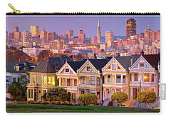 Painted Lady's  Carry-all Pouch