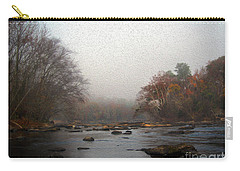 Painted Late Fall On The Saluda Carry-all Pouch