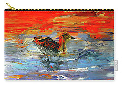 Painterly Escape II Carry-all Pouch