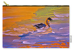 Painterly Escape Carry-all Pouch