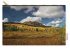 Painterly Kebler Pass Carry-all Pouch