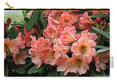 Painterly Rhododendron Grouping Carry-all Pouch