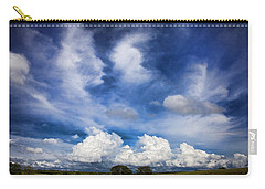 Painterly Sky Over Oklahoma Carry-all Pouch