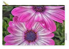 Pair Of Daisys Carry-all Pouch