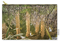 Carry-all Pouch featuring the photograph Palace Grounds 2007 by Kate Brown
