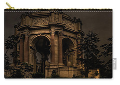 Carry-all Pouch featuring the photograph Palace Of Fine Arts - San Francisco by Ryan Photography