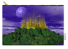 Palace Of The Moon Carry-all Pouch by Mark Blauhoefer