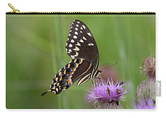 Palamedes Swallowtail And Friends Carry-all Pouch