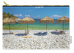 Palapa Umbrellas Carry-all Pouch