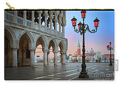 Palazzo Ducale Carry-all Pouch by Inge Johnsson