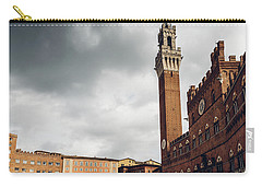 Palazzo Pubblico, Siena, Tuscany, Italy Carry-all Pouch