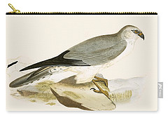 Pale Chested Harrier Carry-all Pouch by English School