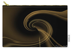 Pale Darkness - Abstract Carry-all Pouch