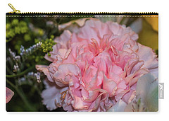 Pale Pink Carnation Carry-all Pouch