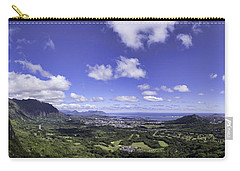 Pali Lookout Panorama Carry-all Pouch