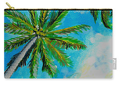 Palm In The Sky Carry-all Pouch